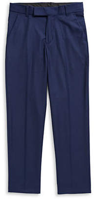 Calvin Klein Wool Blend Modern Suit Pants