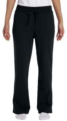 Gildan Women's Heavy Blend Open-Bottom Sweatpants