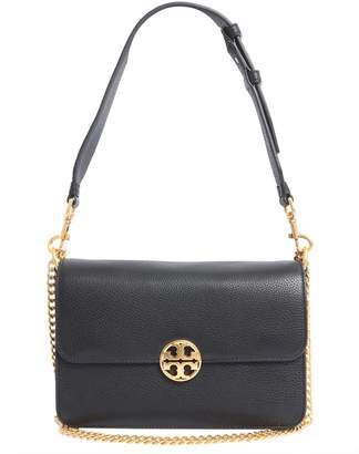 Tory Burch Chelsea Bag With Double Crossbody Strap