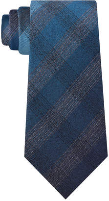 Kenneth Cole Reaction Kenneth Cole Men Multi Tonal Check Tie
