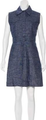 Stella McCartney Bouclé Mini Dress w/ Tags