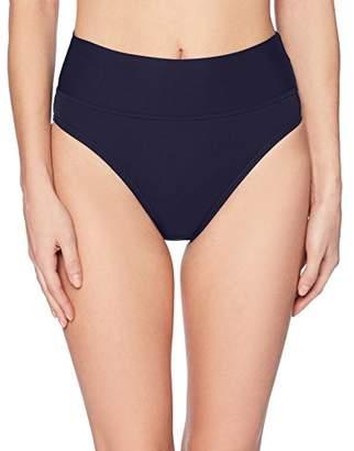 Nautica Women's Solid Core Bikini Bottom
