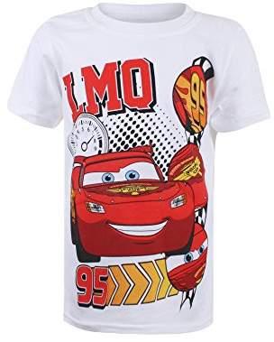 Disney Pixar Boy's Chevron Sports Shirt,(Size: X-Small)