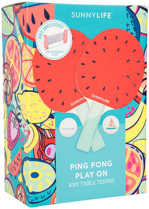 Sunnylife Beach Ping Pong - Watermelon