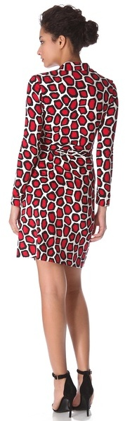 Diane von Furstenberg New Jeanne Two Dress