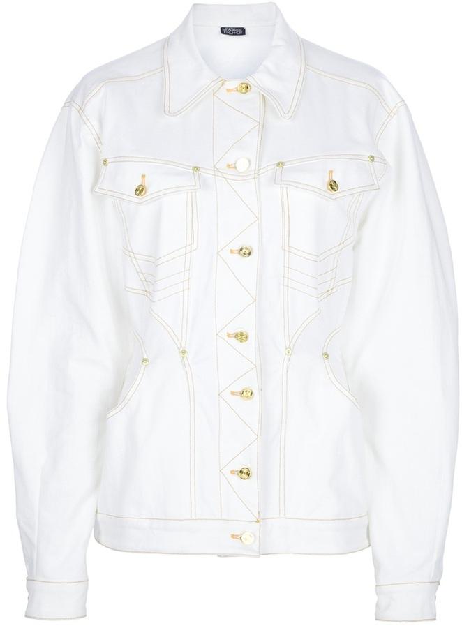 Meadham Kirchhoff volume jacket