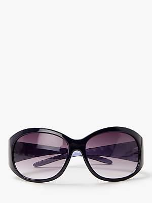 920b08c062 John Lewis   Partners Women s Large Oval Contrast Sunglasses