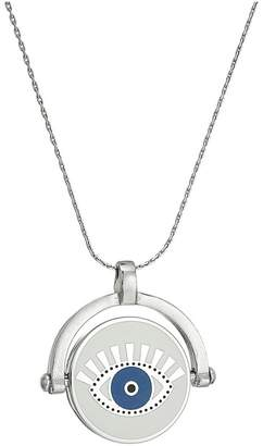 Alex and Ani Charity By Design Meditating Eye Color Infusion EN Necklace Necklace