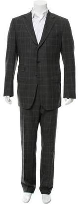 Tom Ford Wool Two-Button Suit