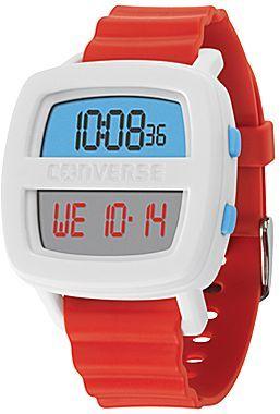 Converse Re-Mix Red Digital Watch