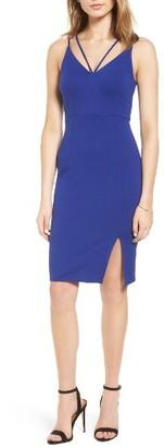 Women's Soprano Strappy Body-Con Dress $49 thestylecure.com