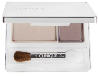 Clinique 'All About Shadow' Eyeshadow Duo - Beach Plum New