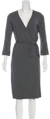 Diane von Furstenberg New Julian Two Wrap Dress w/ Tags