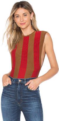 HAIGHT. Runway Knit Bodysuit