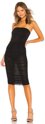 by the way. Estelle Sheer Tube Dress