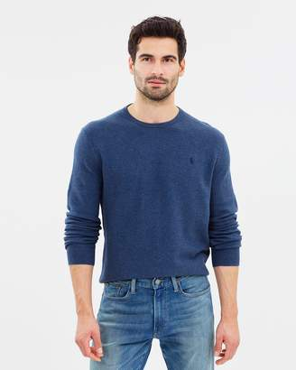 Polo Ralph Lauren Pima Cotton Long Sleeve Sweater