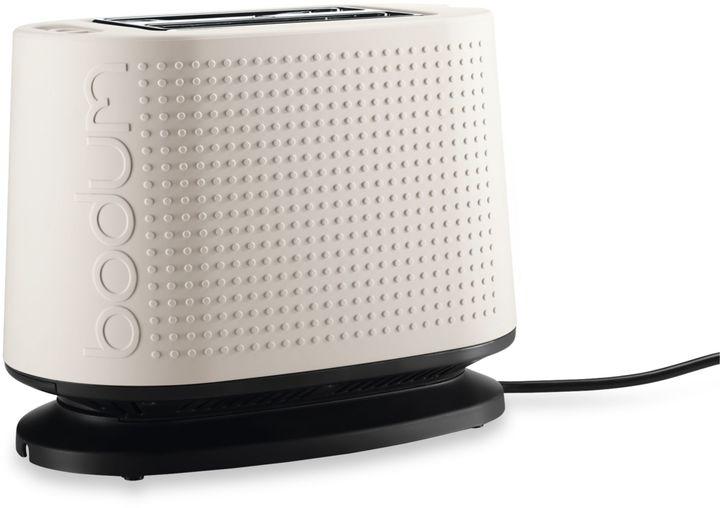 Bodum Bistro 2-Slice Toaster in White
