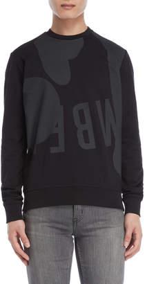 Bikkembergs Graphic Pullover Sweatshirt