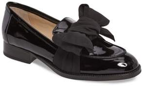 Botkier Violet Bow Loafer