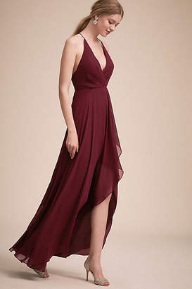 Anthropologie Farrah Wedding Guest Dress