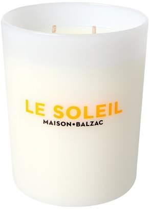 MAISON BALZAC Le Soleil Scented Candle