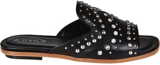 Tod's Tods Studded Sandals