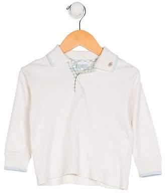 Florence Eiseman Boys' Long Sleeve Collar Shirt