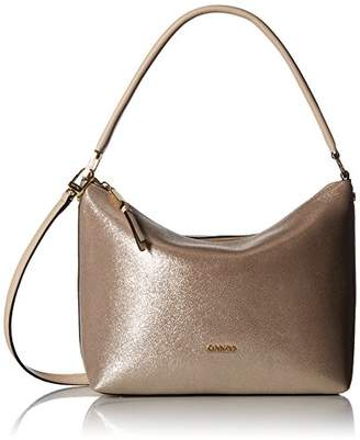 0138fc9b33 Calvin Klein womens Angelina Suede Hobo