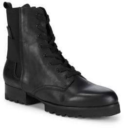 Donald J Pliner Esa Combat Boots