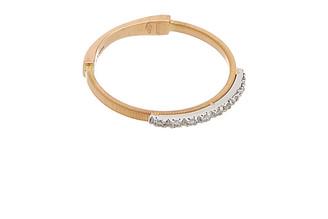 Marco Bicego Goa 18K Two-Tone Diamond Ring