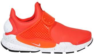 Nike Orange Sock Dart Sneakers