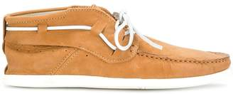 N.D.C. Made By Hand classic boat shoes