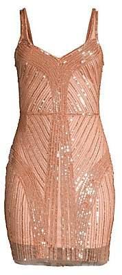 Parker Black Women's Lauren Sequin Sheath Dress