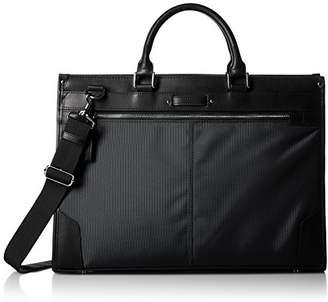 Gatsby [ギャッツビー] ビジネスバッグ B4対応 ポリエステル 撥水加工 GB3520 BK ブラック