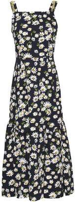 Mother of Pearl Midi Dress