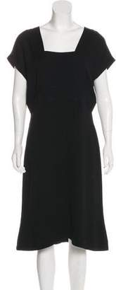 Malo Sleeveless Midi Dress w/ Tags