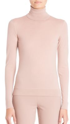Ralph Lauren Collection Cashmere Turtleneck $850 thestylecure.com