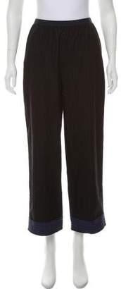 Ter Et Bantine Pinstripe Wide-Leg Pants