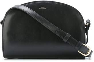 A.P.C. 'Demilune' crossbody bag