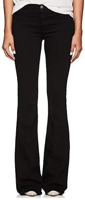 Frame Women's Le High Flare Jeans - Black