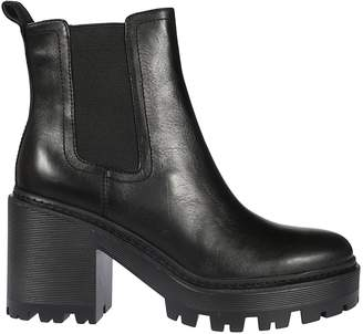 KENDALL + KYLIE High Ankle Platform Boots