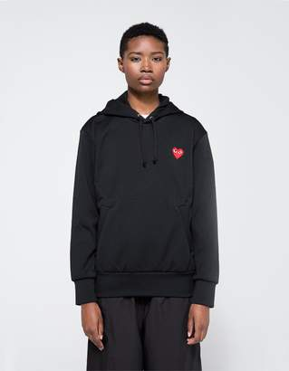 Comme des Garcons Red Heart Play Sweatshirt
