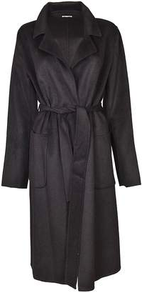 Michael Kors Belted Single Breasted Coat