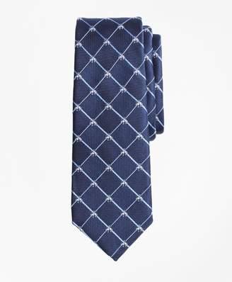 Brooks Brothers Golden Fleece Windowpane Tie