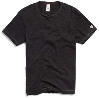 Todd Snyder + Champion Champion Classic T-shirt in Black Mix