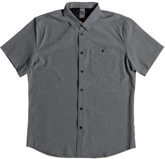 Quiksilver Waterman Tech Short-Sleeve Shirt - Men's