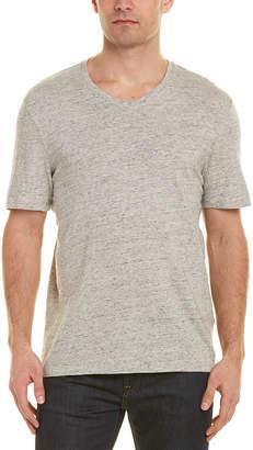 Vince Linen-Blend T-Shirt
