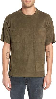 NATIVE YOUTH Corduroy Pocket T-Shirt