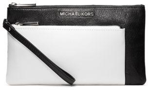 MICHAEL Michael Kors Large Tippi Zip Clutch