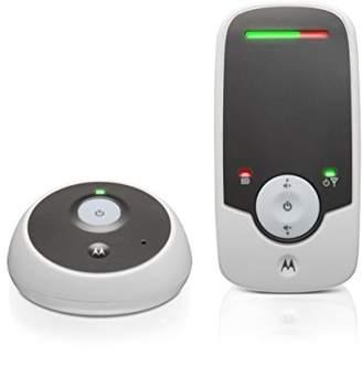Motorola MBP160 Audio Baby Monitor - White/Black